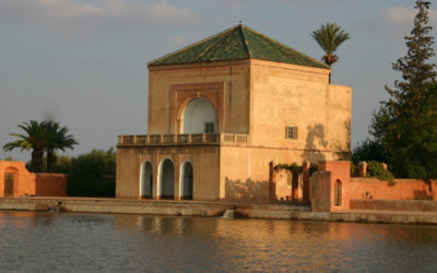 2021: Big tourism event in Marrakech