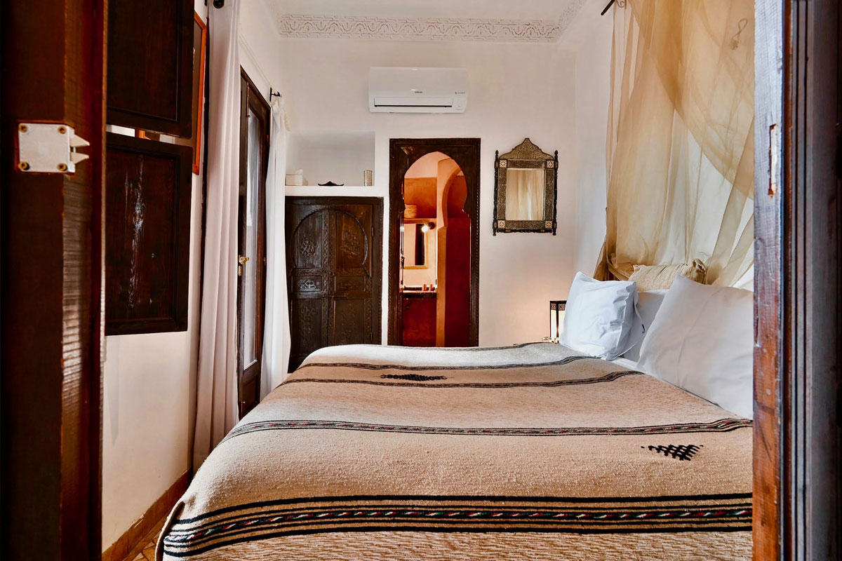 Riad Aya - Marrakech - Maroc - Chambre Sésame
