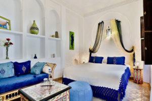Riad Aya à Marrakech - Chambre Anis