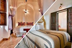 Riad Aya - Marrakech - Maroc - Suite Familiale