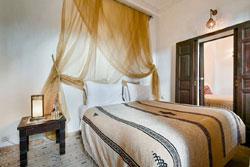 Riad Aya - Marrakech - Maroc - Chambre supérieure - Sesame