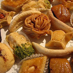 Riad Aya - Marrakech - Patisseries Marocaines