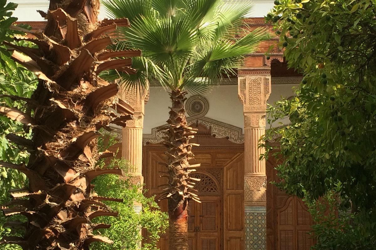 Riad Aya - Marrakech - Maroc - Intérieur